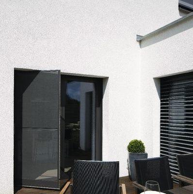 Insektenschutz Drehrahmen Terrasse