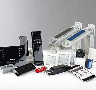 WMS Steuerung Systemkomponenten